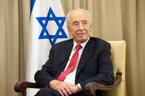 שמעון פרס 2016 –1923