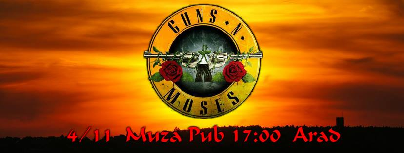 Guns and Moses -4.11.2016 ערד, מוזה בר