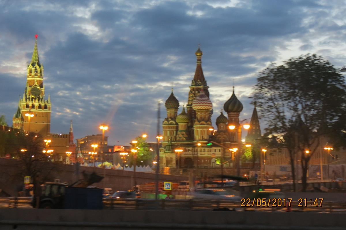 תחרות פסנתר בינלאומית במוסקבה – יומןמסע